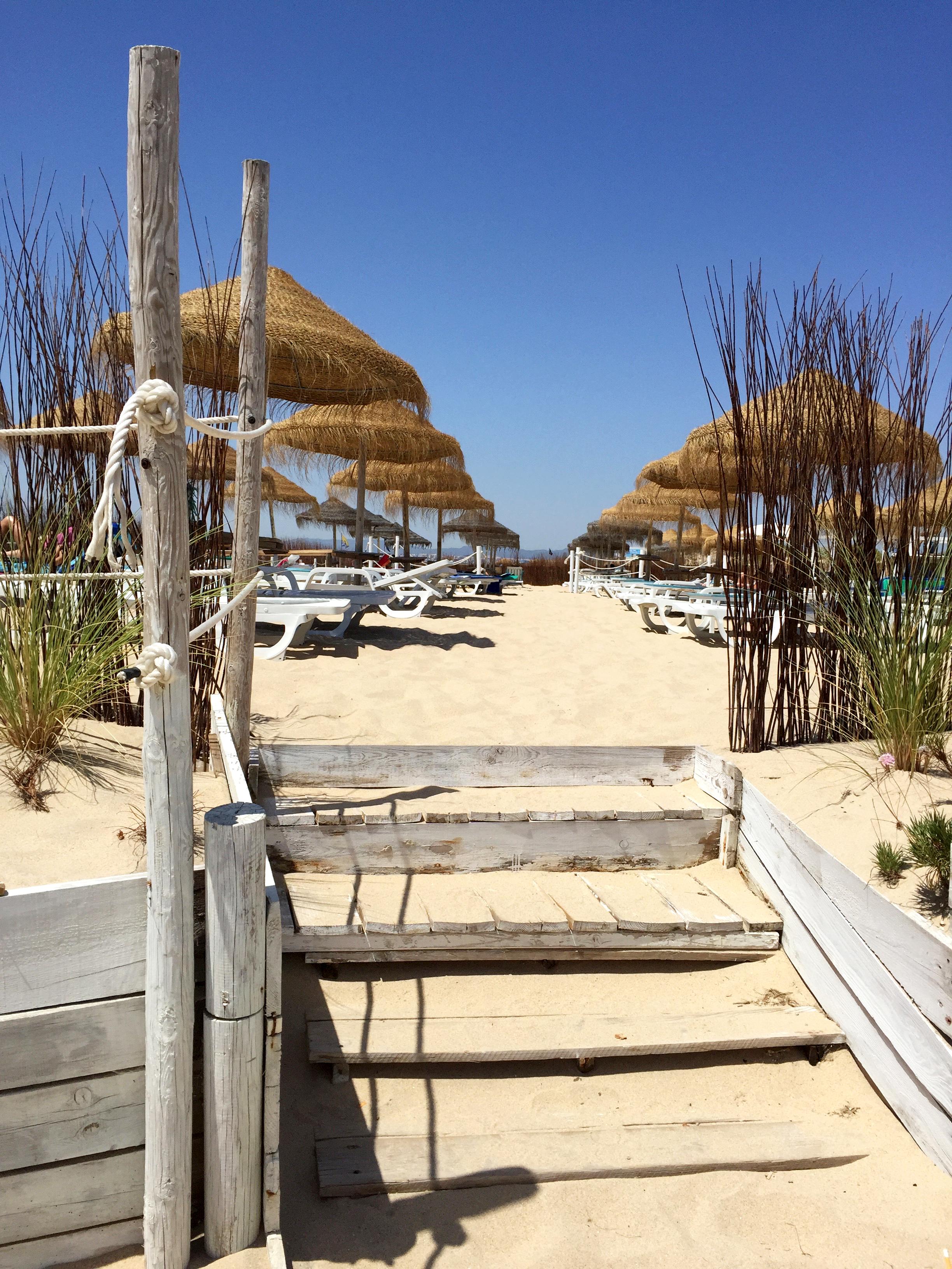 Praia Costa caparica